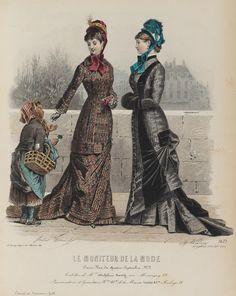 Le Moniteur de la Mode 1877 (A/1)