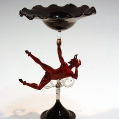 Devil Goblet by Lucio Bubacco