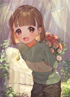 Tagged with kawaii, undertale, frisk, chara, animegirls; Anime Chibi, Manga Kawaii, Loli Kawaii, Art Manga, Chica Anime Manga, Kawaii Anime Girl, Manga Drawing, Kawaii Chibi, Anime Girl Cute