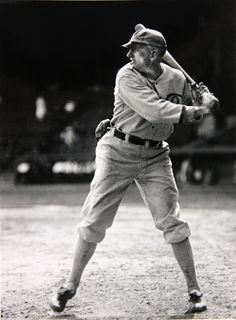Shoeless Joe Jackson, before the Field of Dreams.