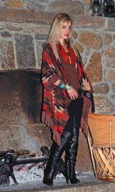 Tasha Polizzi Collection | Tasha Polizzi Fall 2013 Collection Hippie Sweater