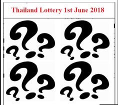 Thailand Lottery Results, Join us on the September 2018 / for the Thai Lottery Government Results. Thai Lotto Results and tips Lottery chart papers twice a month. Thai Lotto Results and Numbers.