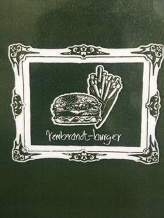 Rembrandt Burger: That's where you get one of the best burgers, Sweet potatoe fries and dutch style fries in Berlin, Friedrichshain