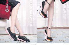 Dior Malas e Sapatos Campanha Outono-Inverno 2014 2015