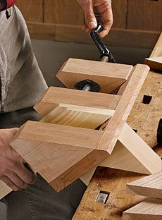 Precision Jig for Precise Joints - Fine Woodworking Article