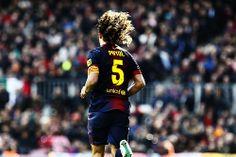 Barcelona vs Getafe, Camp Nou, Barcelona, Spain, Carles Puyol   Экскурсии в Барселоне ! русский гид в Барселоне Отдых в Barcelona - http://barcelonaturservice.com/jekskursii.html