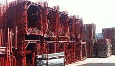 Inchirieri schele metalice - Cele mai avantajoase conditii in parterneriat cu firma LUC INVEST