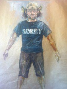 Sorry by Daniel Butterworth