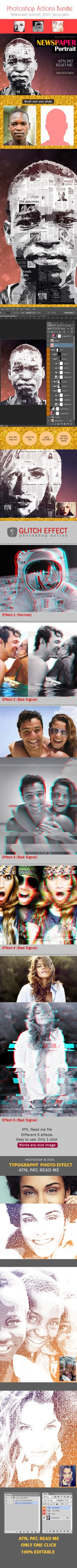 Photoshop Action Bundle #photoeffect Download: http://graphicriver.net/item/photoshop-action-bundle/14206840?ref=ksioks