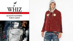 Whiz Limited: Jean Culture Feature at Denim Jeans Observer