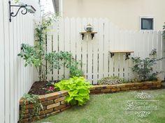 Backyard Renovations, Outside Room, Boundary Walls, Cute House, Zinnias, House Rooms, Yard Art, Garden Inspiration, Exterior