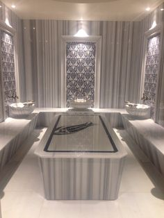 Spa @mercuretopkapihotel turkishbath. This my new baby :)  Hamam