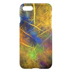 Fractal Lightning (Storm Flame) iPhone 8/7 Case - beauty gifts stylish beautiful cool
