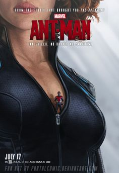 Ant-Man fanart posters |