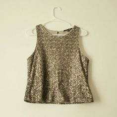 Forever21 sequin top. Forever21 sequin top. So cute! Size medium. Forever 21 Tops