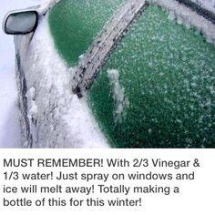 Car Window De- icer!!