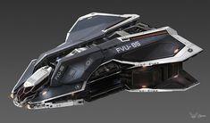 concept ships: Spaceship art by Ben Andrews Spaceship Art, Spaceship Design, Futuristic Cars, Futuristic Design, Futuristic Architecture, Concept Ships, Concept Art, Space Opera, Sci Fi Spaceships