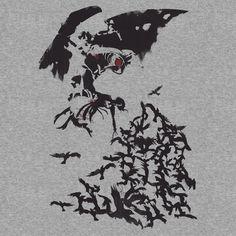 Murder of Crows. #songbird #bioshock #murderofcrows