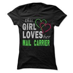 This Girl Love herMail carrier - Cool Job Shirt 99 ! - #shirt collar #tshirt headband. LIMITED TIME => https://www.sunfrog.com/Hunting/This-Girl-Love-herMail-carrier--Cool-Job-Shirt-99-.html?68278