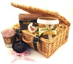 ec07730612d Chocolate Heaven Gift Basket