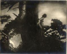 Anne Brigman  The Pine Sprite, 1911