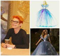 Sandy Powell Interview | Cinderella Costume Design Story #CinderellaEvent SavingSaidSimply.com