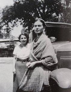 Frida y Cristina