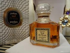 Guerlain Vol de Nuit 15ml. Perfume Vintage Sealed by MyScent on Etsy