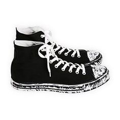 a524847540d1 Converse Scribble High-Tops  these where my first pair of converse ever and  I