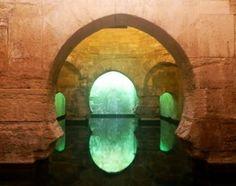 Wellness winterzon in Spanje - de badhuizen van Andalusië