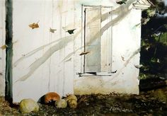 Andrew Wyeth    Home grown   1974