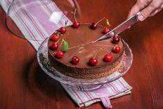 Lúdláb torta Hungarian Desserts, Bakery, Sweet Treats, Sweets, Cookies, Holiday, Recipes, Food, Drink