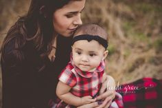 Holiday session mommy and me in Yucapia California by Heidi Grace Photography
