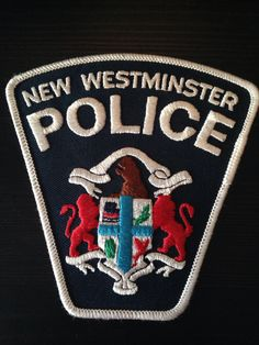 New Westminster Police, British Columbia, Canada - Obsolete