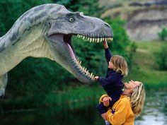 Like many children, many of us were, and probably still are, fascinated by dinosaurs.