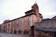 Segovia. Iglesia y convento en venta actualmente hospederia. Ayllón