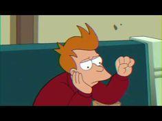 A few months ago, I finally decided to start Futurama. I finished it tonight. Trippy Gif, Im Sad, Cartoon Icons, Futurama, Breakup, Family Guy, Youtube, It Is Finished, Memes