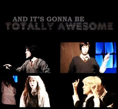 """And, finally, It's totally awesome. 