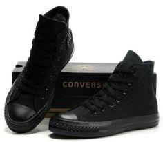 Foto principal de Converse All Star Ct As Monochrome Hi Preto Black 34 a 44