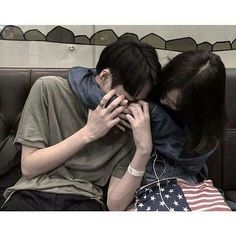 Couple/asian/cute/ulzzang