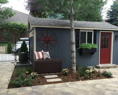 Looking to customize the interior of your Tuff Shed building but need some inspiration before getting started? We've compiled a list of a few of our favorite blogs on small space decorating along with a couple of our own DIY projects. With this list, you'll find all the inspiration you need to make your new …
