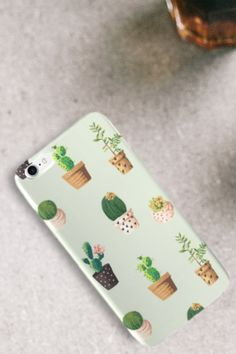 When beauty strikes out of cactus plants! 🌵💚 #CactusCase #cactuslover #cactusclub #iphonecase Cactus Plants, Iphone Cases, Floral, Beauty, Cacti, Flowers, Cactus, Iphone Case, Beauty Illustration