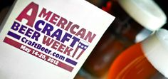 We're celebrating American Craft Beer Week! Local brewers in Syracuse include Empire Brewing Company, Syracuse Suds and Middle Ages Brewing Company!