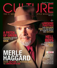 From outlaw to working man, Merle Haggard! ireadculture.com