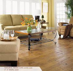 Flooring on pinterest planks lake houses and floors for Unstained hardwood floors