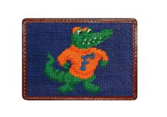 Florida Gator Card Wallet