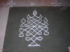 Free Hand Rangoli Design, Small Rangoli Design, Rangoli Designs Diwali, Rangoli Designs With Dots, Kolam Rangoli, Flower Rangoli, Rangoli With Dots, Simple Rangoli, Indian Rangoli