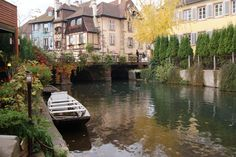 Little Venice (Colmar, France): Top Tips Before You Go (with Photos) - TripAdvisor Oh The Places You'll Go, Places To Travel, Grand Paris, France Photos, Online Tickets, France Travel, Beautiful World, Venice, Trip Advisor