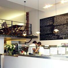 Broodjeszaak Verlorenkost Gent, broodjes - soep - lunch - panini's, dagverse soep & slaatjes, verlorenkost, broodjeszaak - Nederkouter, Gent, belegd broodje