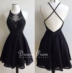 black dress, prom dress, and formal dress resmi